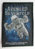 Avenged Sevenfold - 'The Stage' Woven Patch